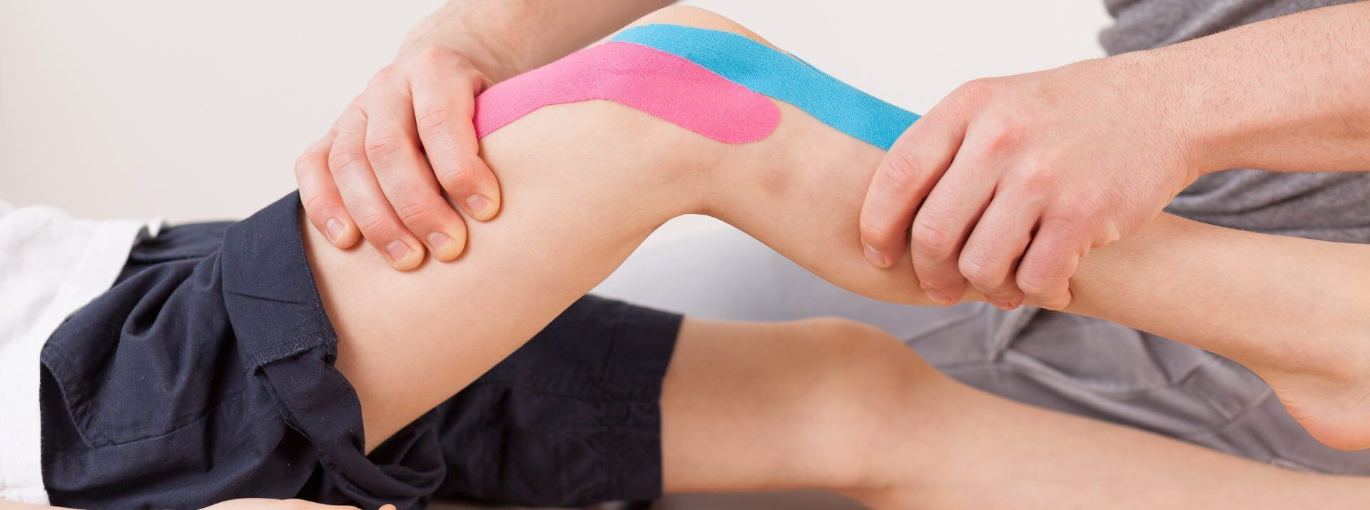 Kinesiology tape is now widely used in injuries and muscle weakness.