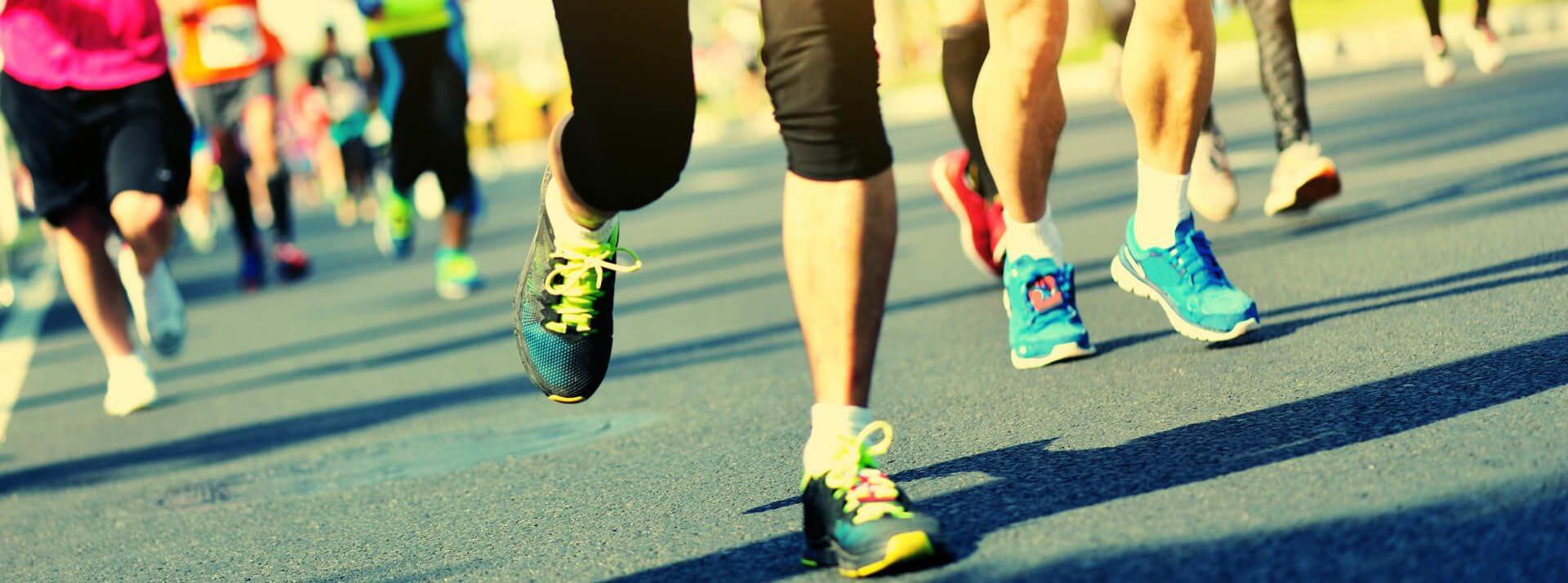 Pain when running? Want to improve your time?