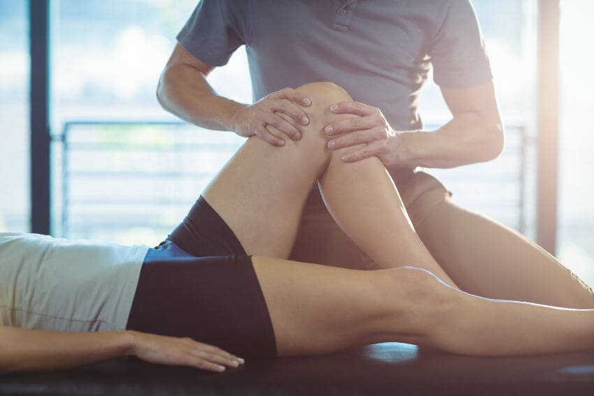 physio in fleet hampshire