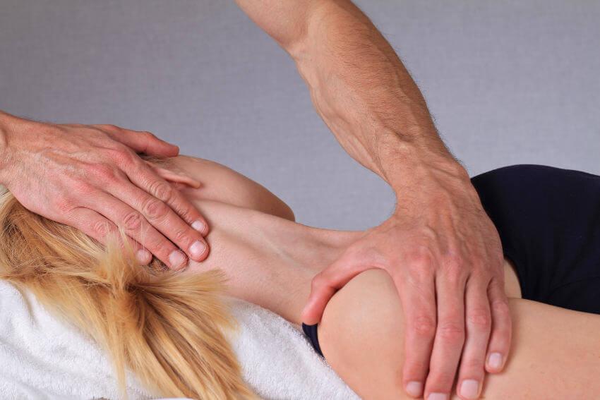 sports massage in fleet hampshire